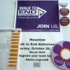 Help Promote the Walk with Free Materials
