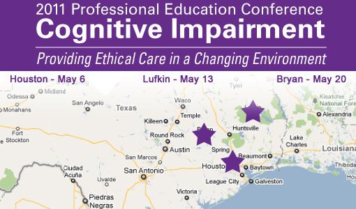 Alzheimer Dementia Professional Conference Texas
