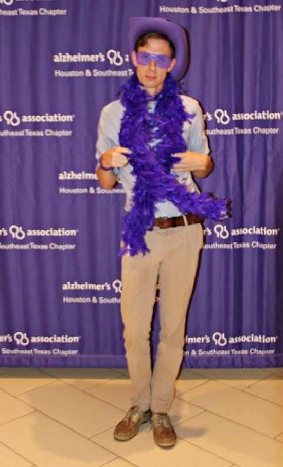 Alzheimer's Houston Walk2EndAlz New Team Kick Off