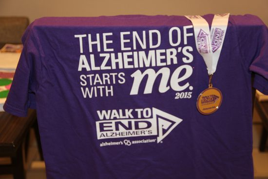 Alzheimer's Houston Walk2EndAlz New Team Kick Off