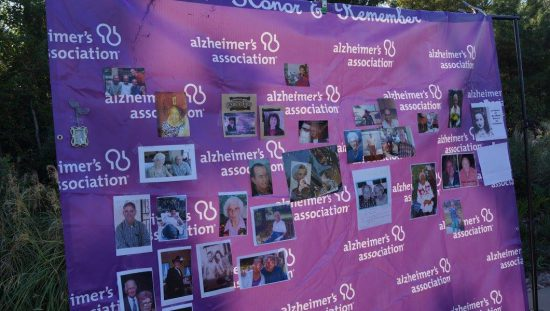 Alzheimer's Houston Woodlands Walk2EndAlz 1