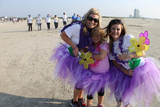 Galveston Walk to End Alzheimer's