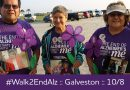 Walk2EndAlz: New Team Kick-Off in Galveston