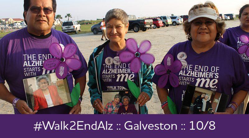 Walk To End Alzheimers Galveston Feature
