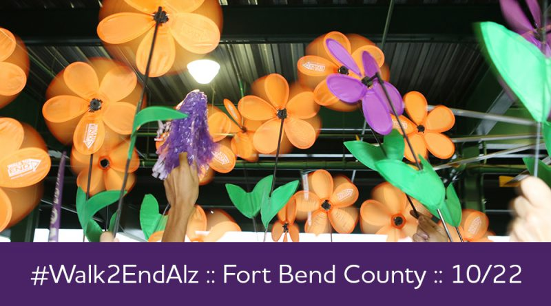 Walk To End Alzheimers Sugar Land Fort Bend County Featured