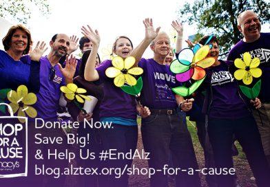 Help #EndAlz & Enjoy Extra Savings