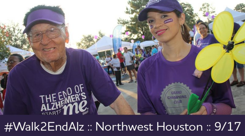 New Team Kickoff Northwest Houston Alzheimers