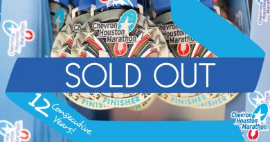 Sold Out Houston Marathon Entries Available Through Alzheimer's Association
