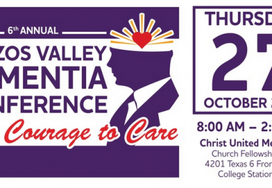The Courage to Care – Brazos Valley Dementia Conference