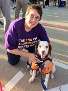 Walk to End Alzheimer's Guest Blogger