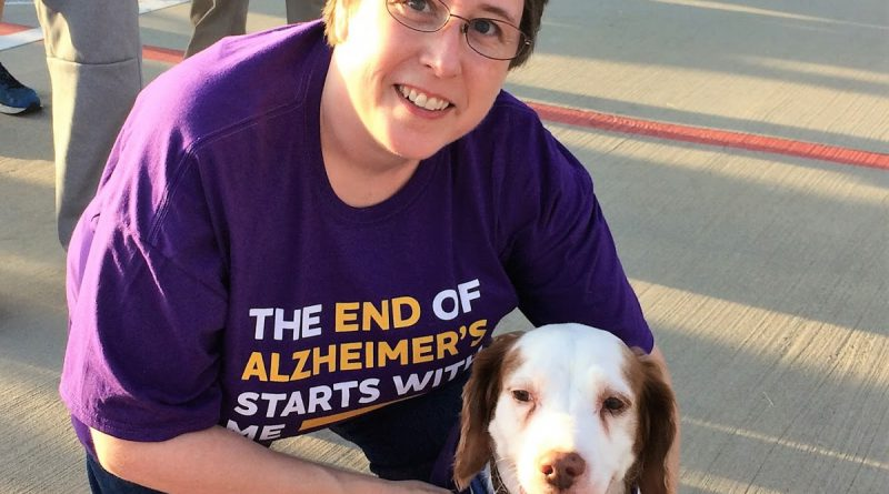 Walk to End Alzheimer's Guest Blogger