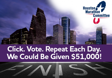 Help Us Win $51,000!