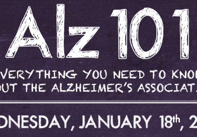 Montgomery County and Brazos Valley – ALZ 101, Jan 18th