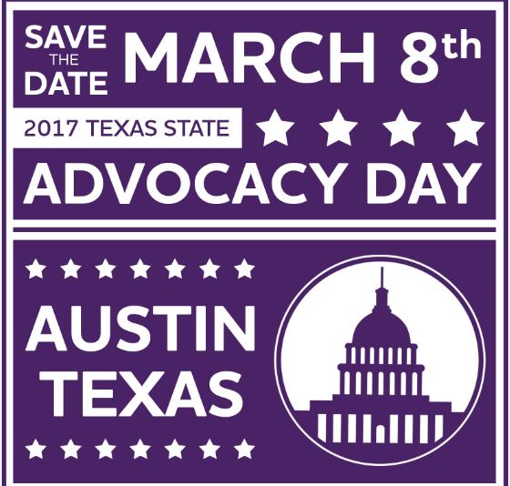advocacyDay2017 alzheimers texas