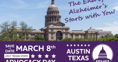 end alzheimer's austin texas advocacy day 2017