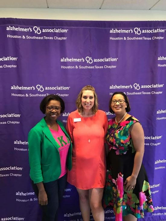 Alzheimer's Association Houston Alpha Kappa Alpha