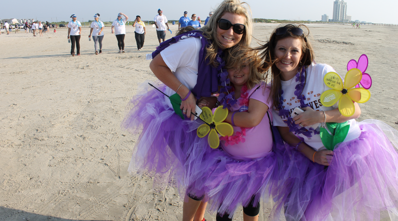 Thank You to our Bay Area/Galveston Walk to End Alzheimer's First Five Sponsors