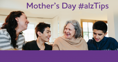 mother days alzheimer's tip