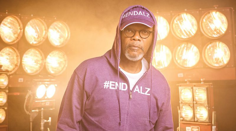 Alzheimer's & Brain Awareness Month Samuel L. Jackson