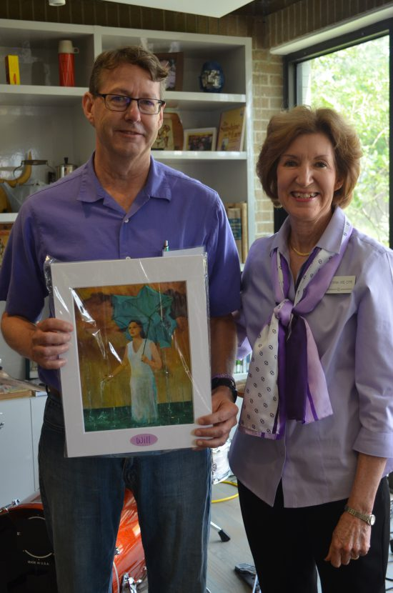 Alzheimer's Association Houston- Early Stage Photography Reception