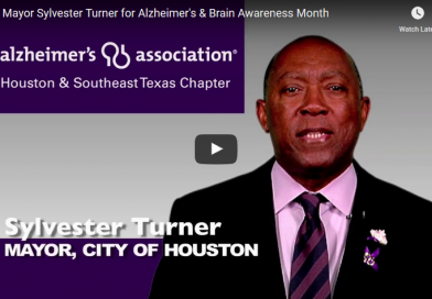 Houston is Going Purple to End Alzheimer's