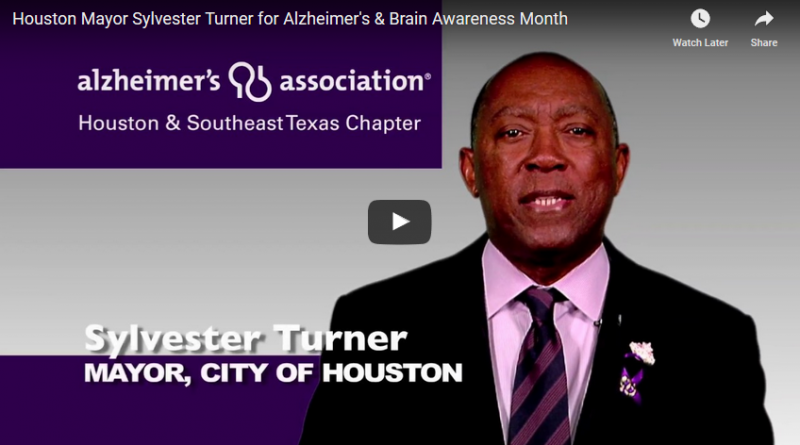 Alzheimer's Houston Unites PSA