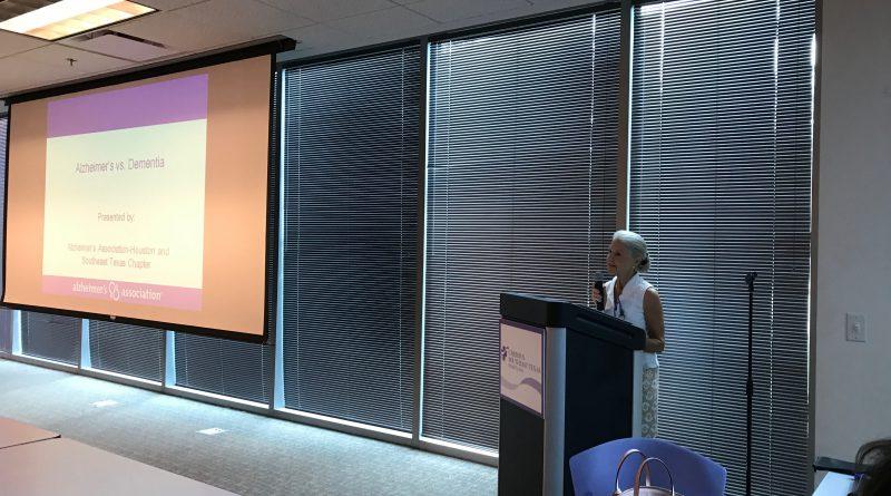 beaumont texas alzheimer's dementia conference caregiver