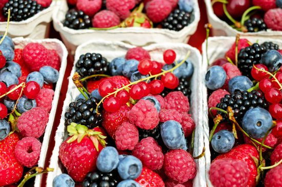 Alzheimer's- Healthy Berries