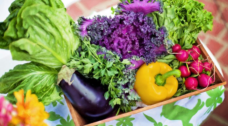 Alzheimer's- Healthy Vegetables