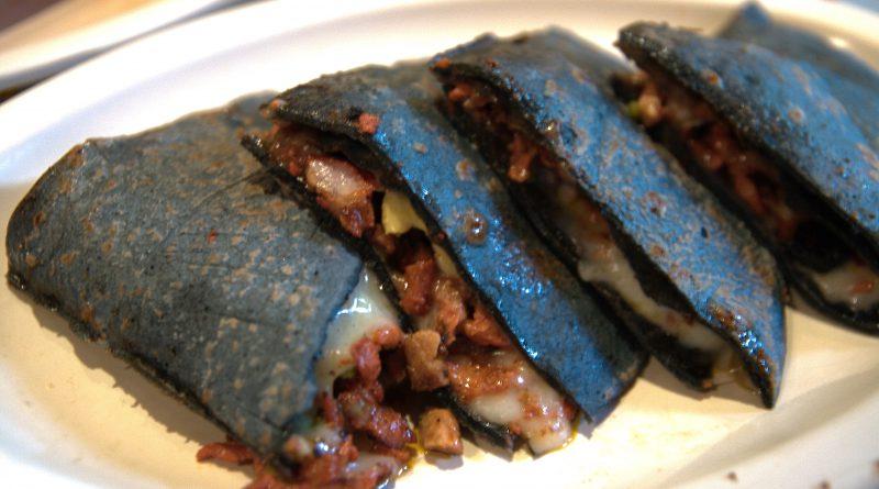 Blue Corn Tortilla