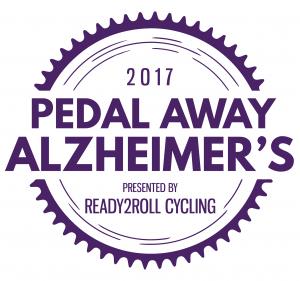 Pedal Away Alzheimer's Logo