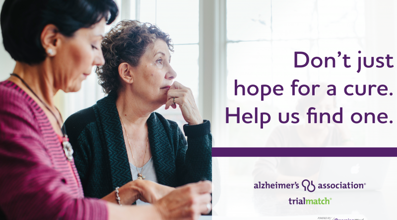 Alzheimer's Cure TrailMatch Research