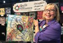 """Burning Fabric"" – An Interview with Carol Poole for the Alzheimer's Association"