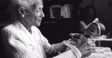 """An Alzheimer's Caregiver Shares: Mama and """"The Baby"""""""