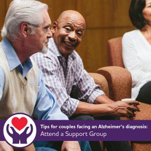 Alzheimer's Couples Labor of Love