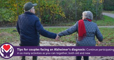 Labor of Love: Caring for a Partner with Alzheimer's