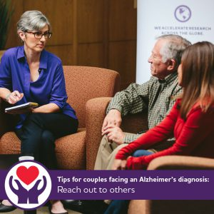 Alzheimer's Couples Labor of Love