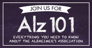 Alzhemeir's Association Houston Alz 101