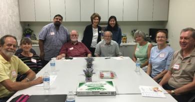 Alzheimer's Creating Art Together