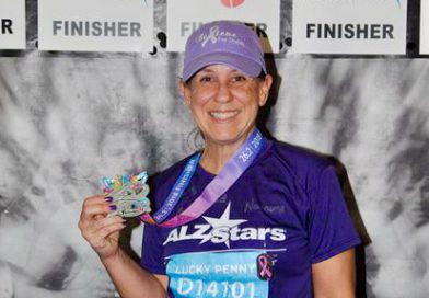 Join Penny and Become an Alzheimer's Association ALZ Star!