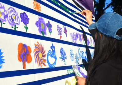 Creating Art Together: Walk to End Alzheimer's & Beyond