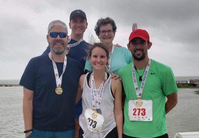 Run the Chevron Houston Marathon with Joe and the ALZ Star Team!